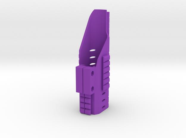 Beretta PX4 Storm Quad-Rail in Purple Processed Versatile Plastic