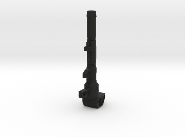 MP-10 Ion Blaster 3d printed