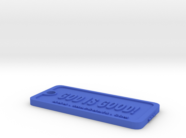 Tag-3-vc (1) in Blue Processed Versatile Plastic