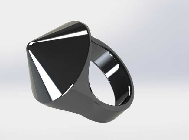 Awesome Teaser Ring 3d printed Teaser Ring