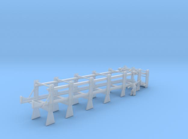 1/48 DC Release Track Mk 9 Mod 0 (Port) V2 in Frosted Ultra Detail