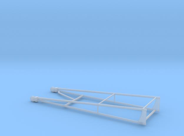 Wheelie Bar Dual