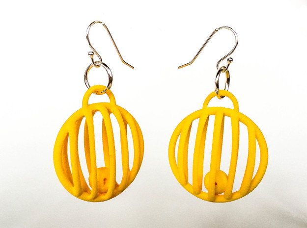 Trappe in Yellow Strong & Flexible Polished: Medium