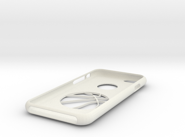 Iphone 6 Case  in White Strong & Flexible