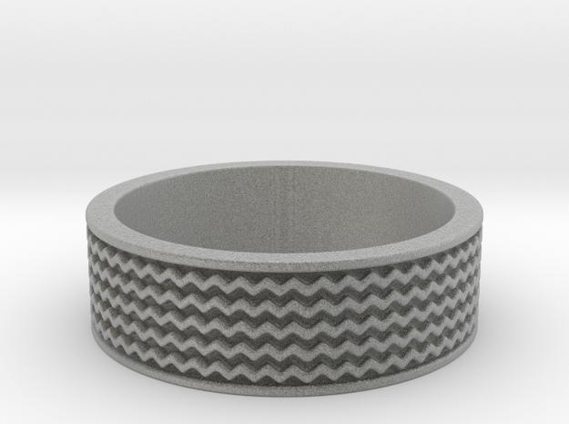 RING  in Metallic Plastic: 8 / 56.75