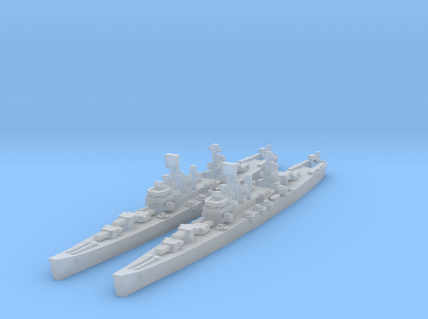 Brooklyn class cruiser in Smooth Fine Detail Plastic