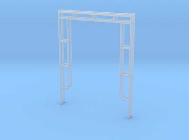 1:48 2 End Frames 60x72 in Smooth Fine Detail Plastic