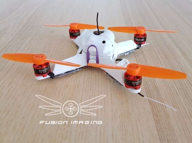 Canopy (1mm) for Fusion Micro FPV Frame