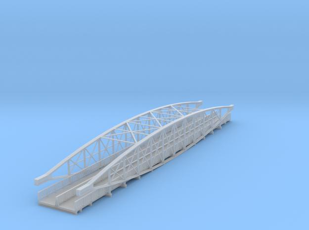 Hoogespoorbrug  Zwolle in Smooth Fine Detail Plastic