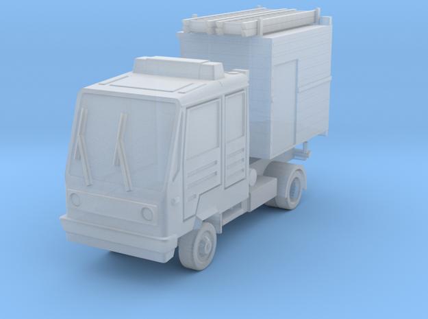 Multicar Feuerwehr/Fire truck (Z 1:220) 3d printed