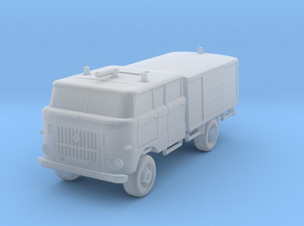 W50 Feuerwehr / Fire truck 4WD (N 1:160) 3d printed
