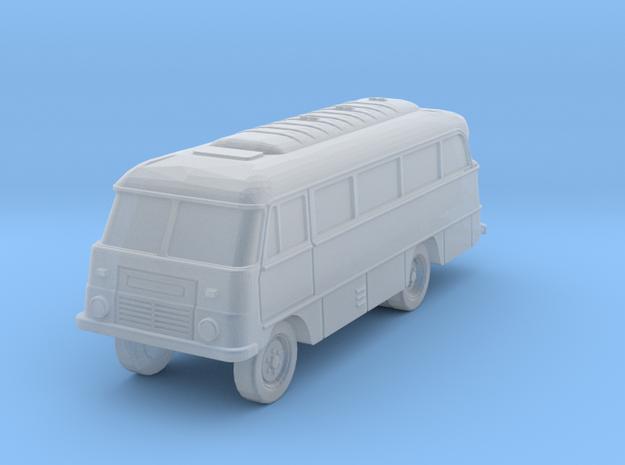 Robur Bus (1:200) 3d printed