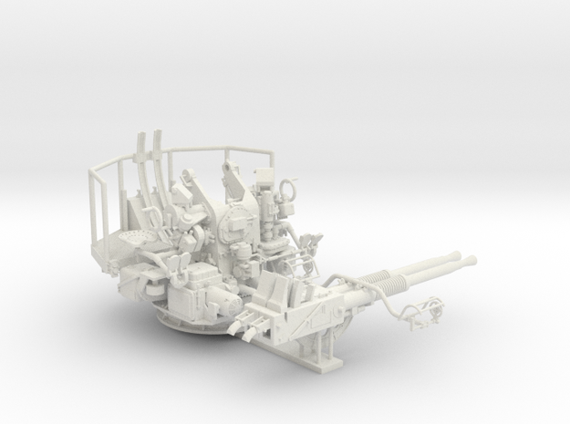 1/32 40mm Bofors Twin Mount USN WWII ships