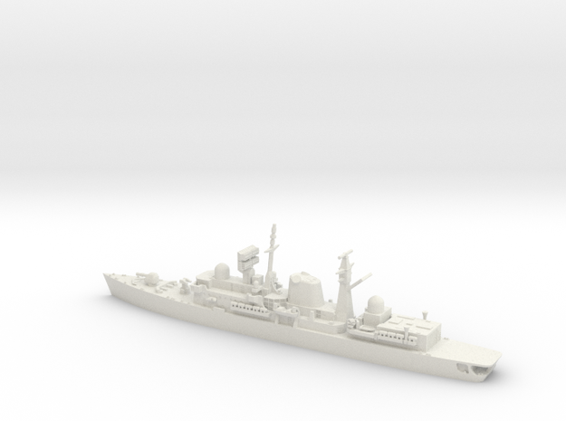 1/600 Type 42 Batch 1 HMS Sheffield in White Strong & Flexible