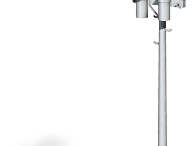 Telephone Poles Single 3d printed