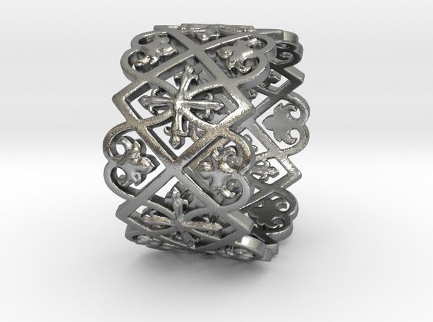 Anneau Cathédrale H14-1,4mm T8.5 Ring Size 8.5