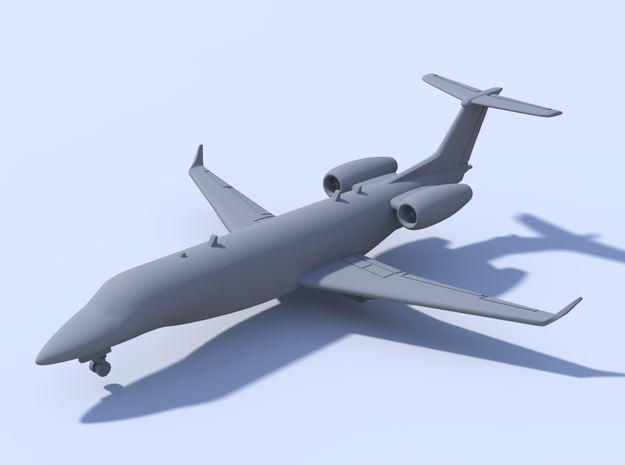 1:200 - Embrear Legacy 600 [Flight Mode] in Smooth Fine Detail Plastic