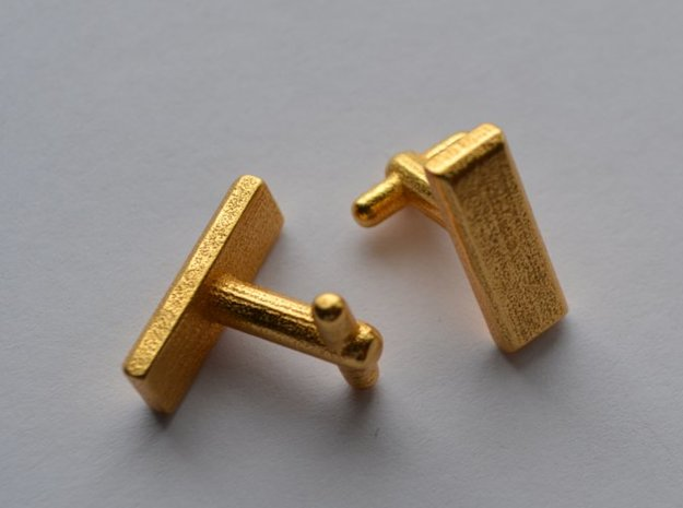 Lieutenant Bar Cufflinks