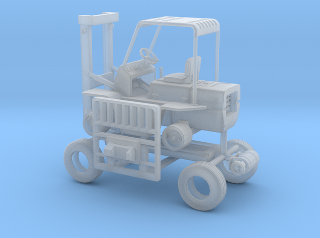 1/64th Hyster Type Forklift