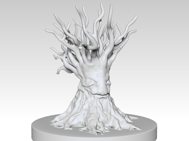 Wise Tree 3d printed Wise Old Tree
