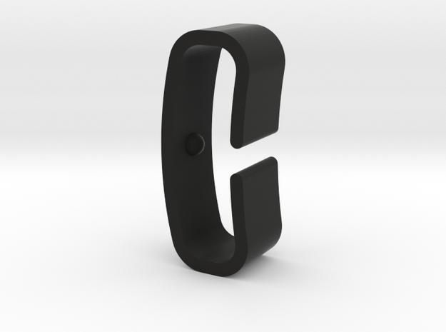 Loop for Suunto M2 (Men) in Black Natural Versatile Plastic