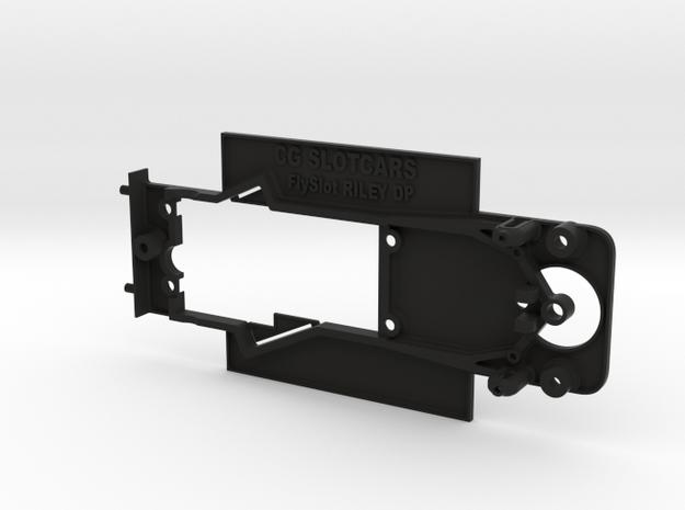 FlySlot Riley Mk XI Daytona Prototype in Black Natural Versatile Plastic