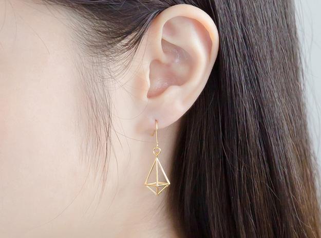 Diamond Earrings #L