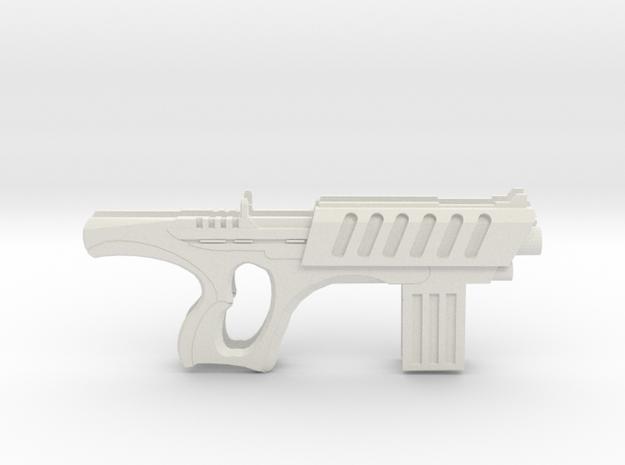 M9 Tempest Prop/Replica in White Natural Versatile Plastic