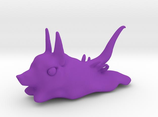 Slog in Purple Processed Versatile Plastic
