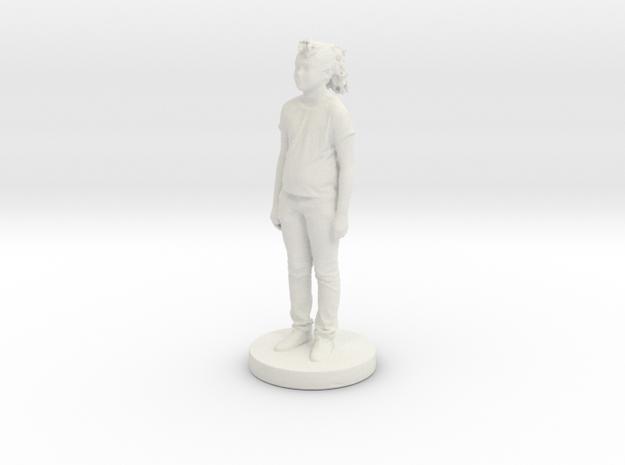 Printle C Kid 096 - 1/24 in White Natural Versatile Plastic
