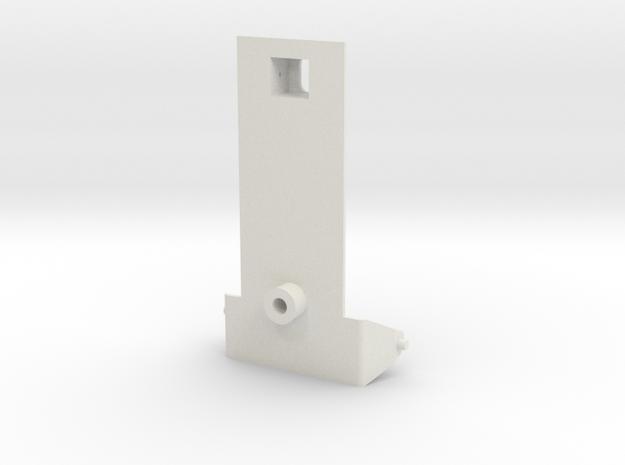 Katyusha Base 1:35 scale in White Natural Versatile Plastic