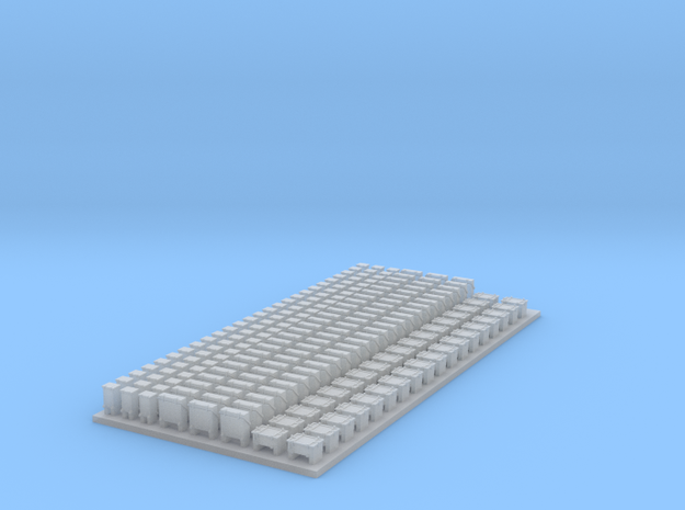 1/700 IJN Ammo Box