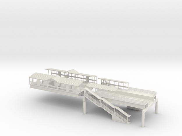 HO Subway / Elevated  W Phila Station 2/3