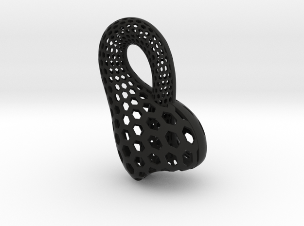Klein Bottle 3d printed