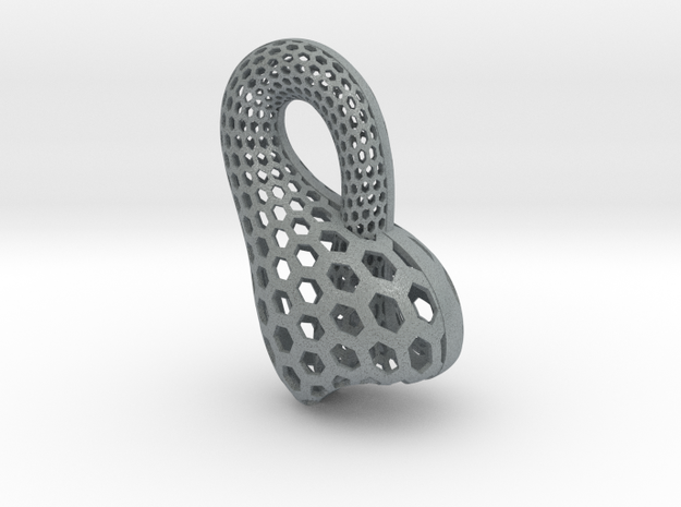 Klein Bottle 3d printed A Maxwell render.