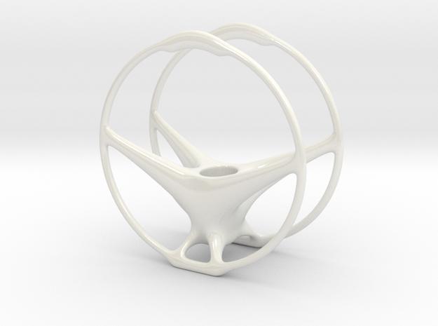 Wheel Vase/planter