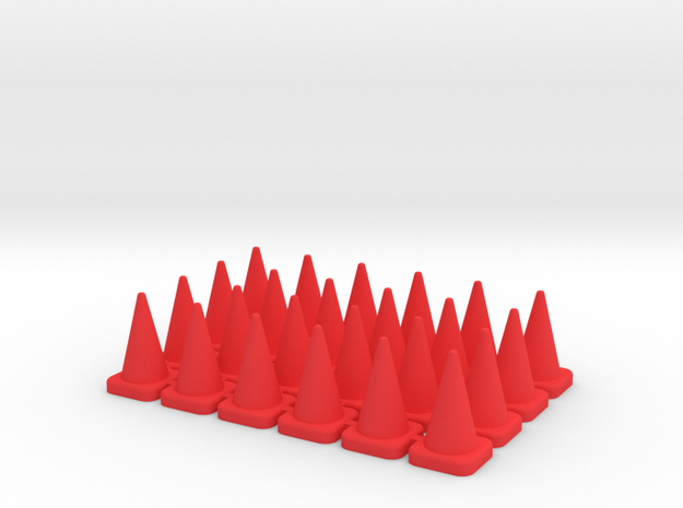 24 Tall Traffic Cones