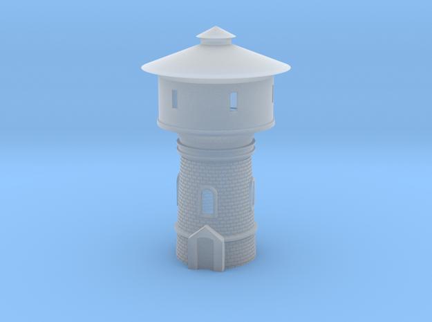 Wieza Wodna / Water Tower / Wasser Turm Najewo in Smooth Fine Detail Plastic