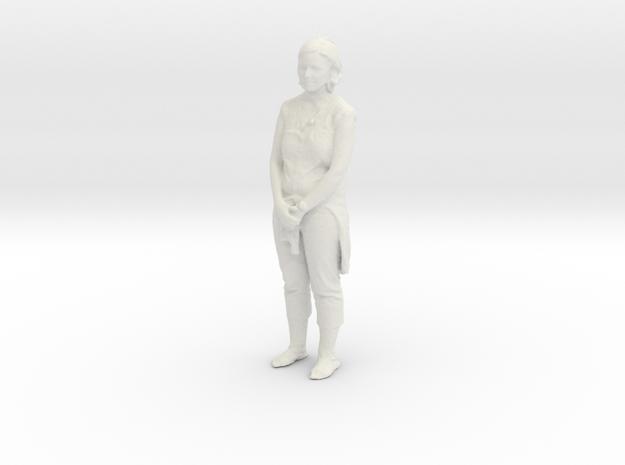Printle C Femme 083 - 1/24 - wob in White Natural Versatile Plastic