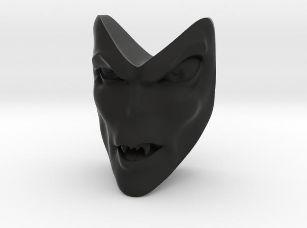 D&D Venger Speech Face in Black Strong & Flexible