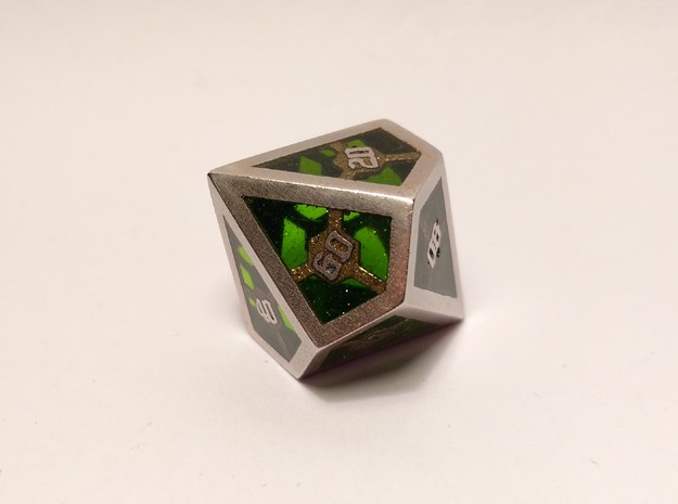 D10 Decader Epoxy Dice
