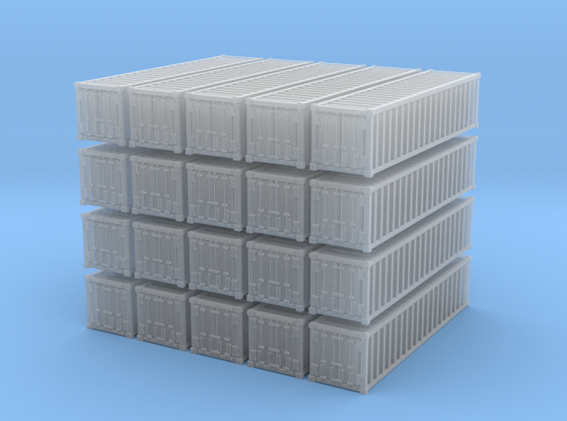 1:400_40' Container [x20][A]