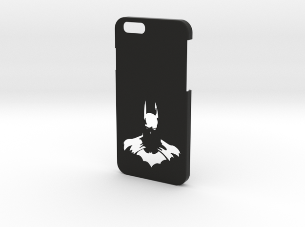Iphone 6 Batman in Black Natural Versatile Plastic