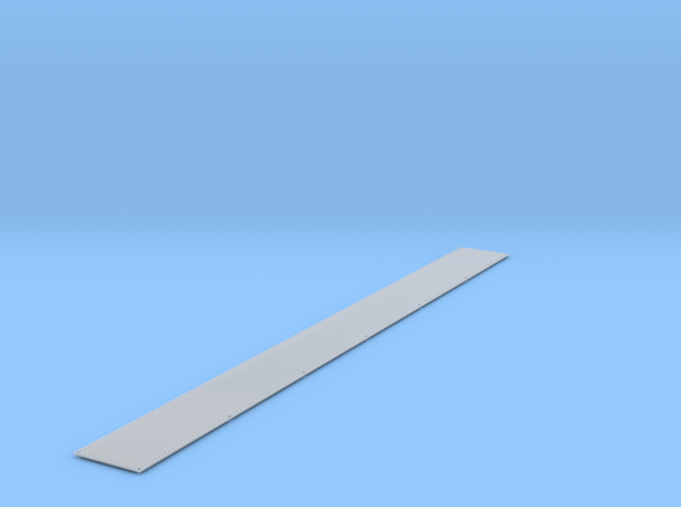 Large Cant S Scale Walkway in Frosted Ultra Detail