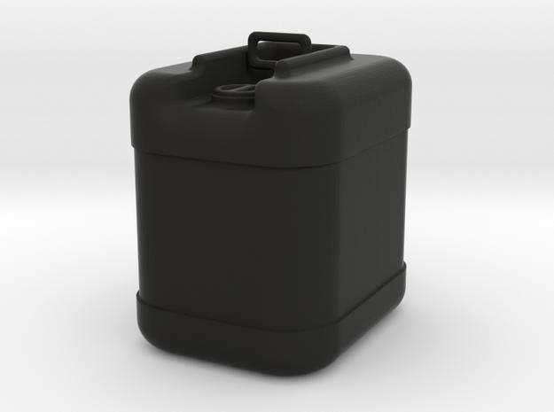 Water-Tank - 1/10 in Black Natural Versatile Plastic