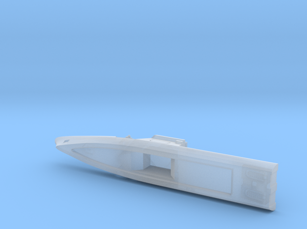 30SF01a 1:3000 l'Adroit / Hermes with MM40 Exocet  3d printed