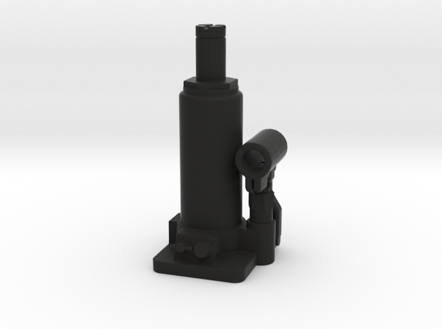 Hydraulic-Car-Jack - 1/10 in Black Strong & Flexible
