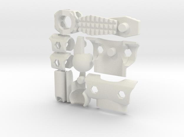 V3 Armor Set 3d printed