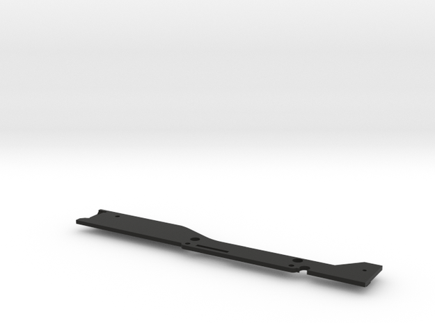 CMAX+XJ Left Inner Tray in Black Natural Versatile Plastic