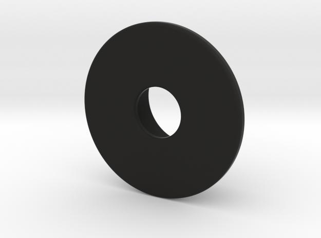 Unoffical - AMG GT3 - NKK Button Guard in Black Natural Versatile Plastic